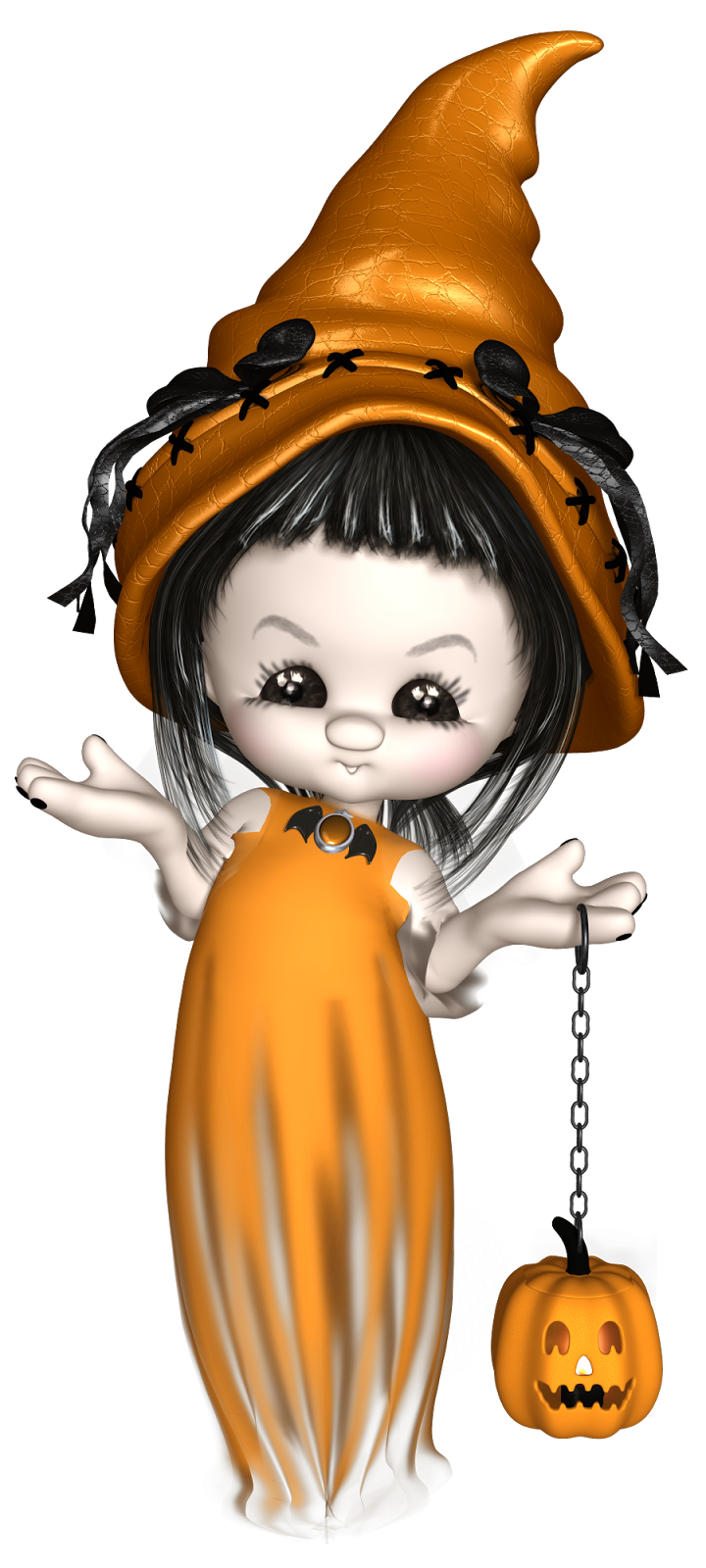 Clipart halloween whimsical. Pin by michele on