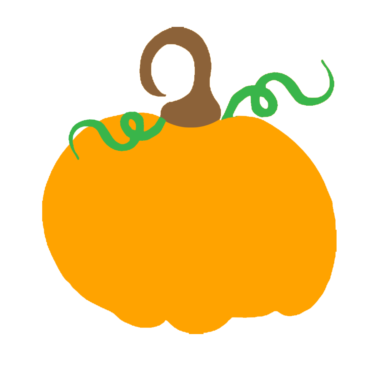 Pumpkin clipart modern.  collection of whimsical