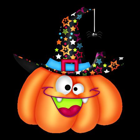 Halloween clipart whimsical. Happy clip art