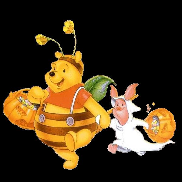b fff a. Clipart halloween winnie the pooh