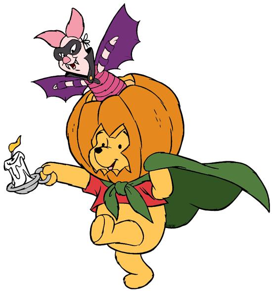 Clipart halloween winnie the pooh. Disney clip art galore