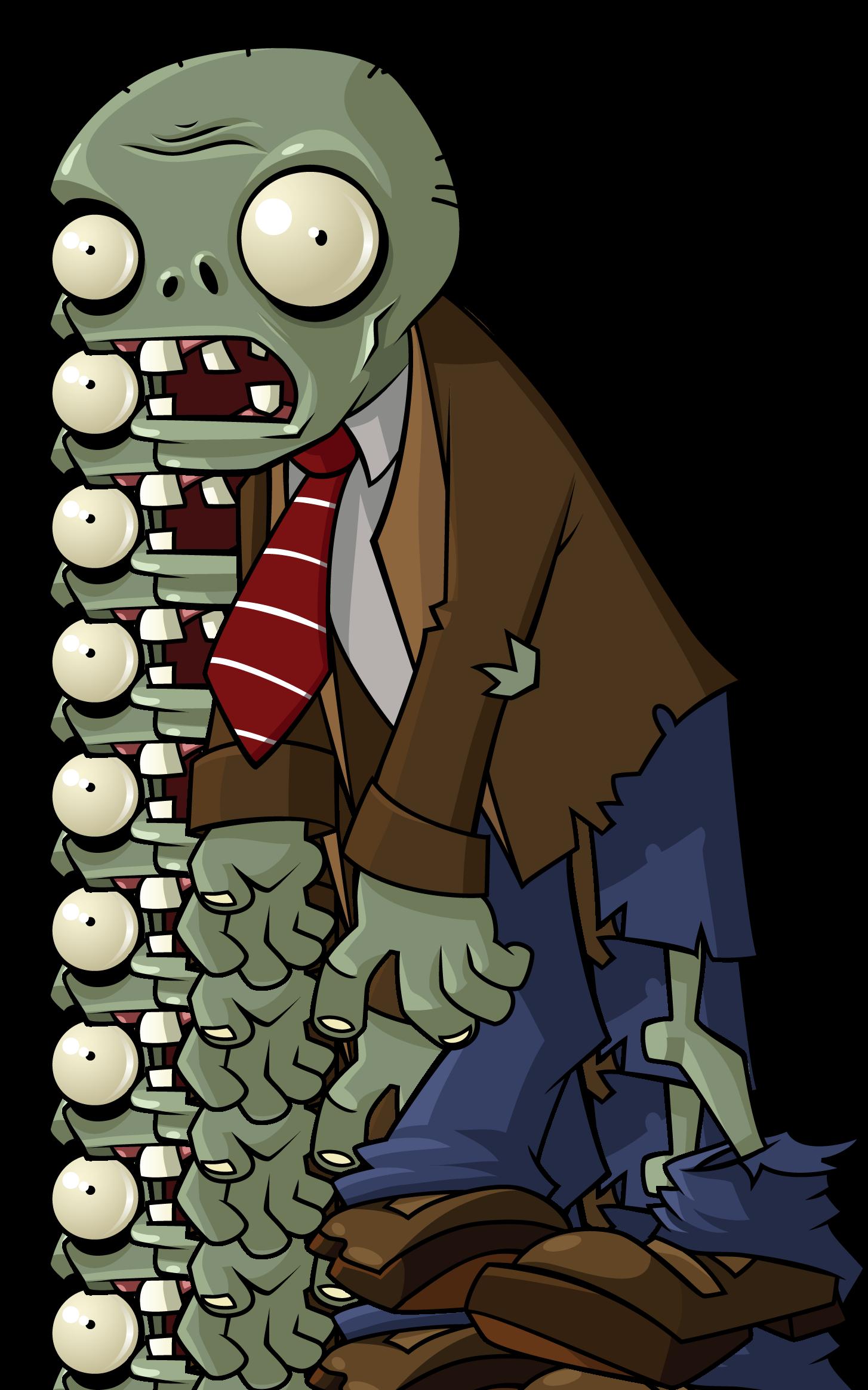 Plants vs zombies pinterest. Clipart halloween zombie