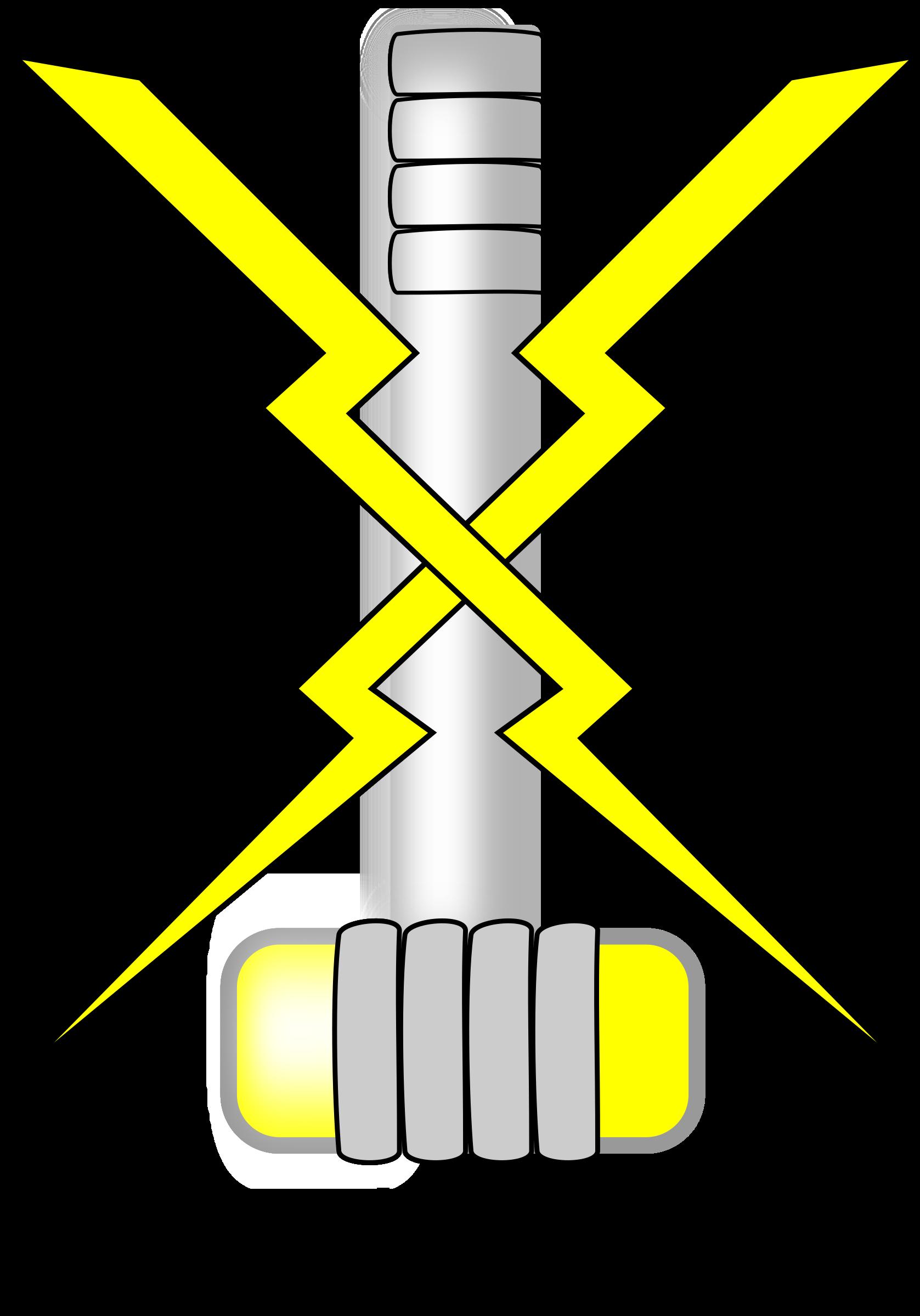 Thor cilpart bold design. Hammer clipart admin