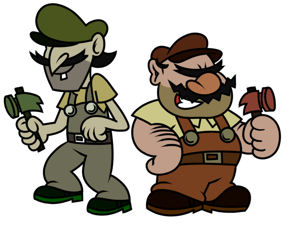 Clipart hammer animated. Mad bros villains wiki