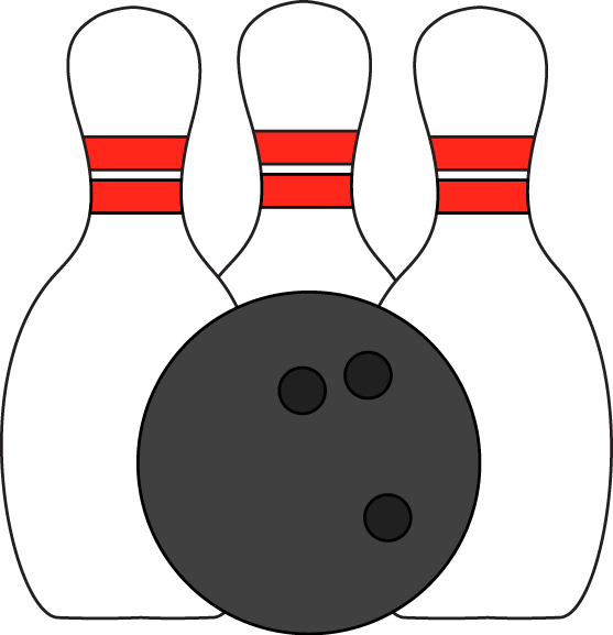 collection of pin. Pumpkin clipart bowling