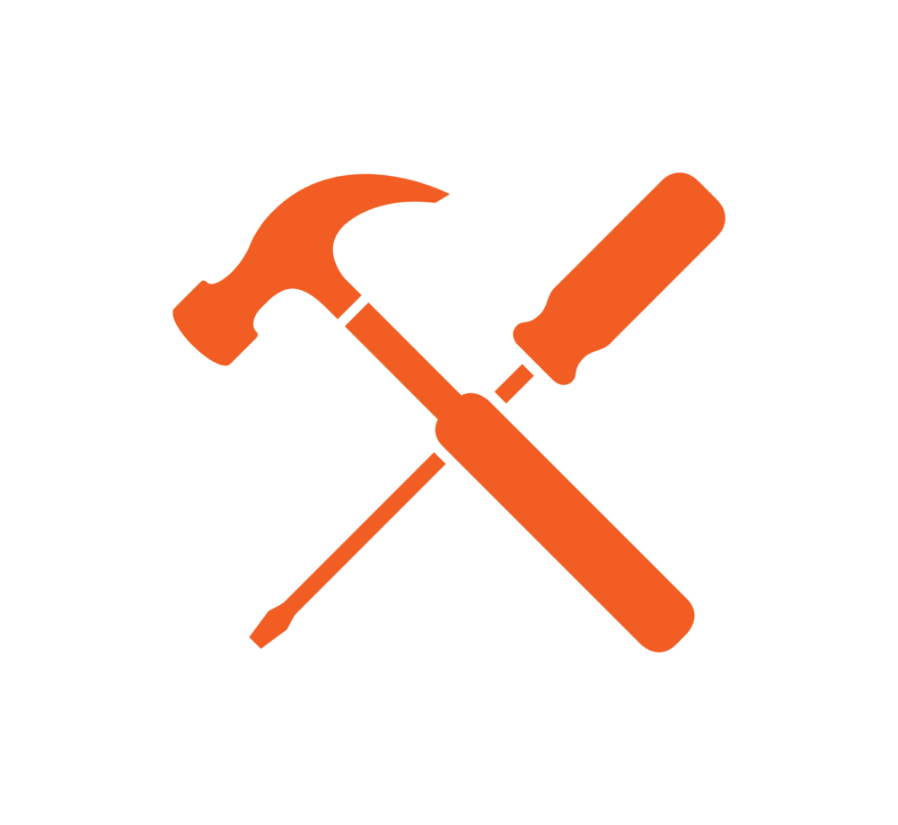 Clipart hammer builder tool. Renovation resource capital by