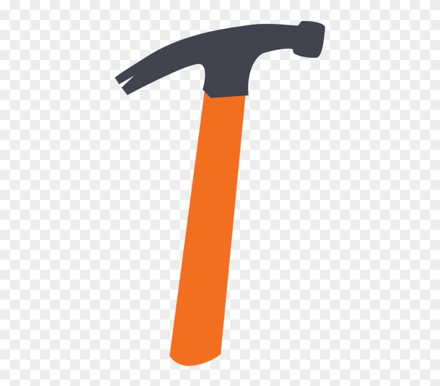 Clipart hammer builder tool. Construction tools clip art