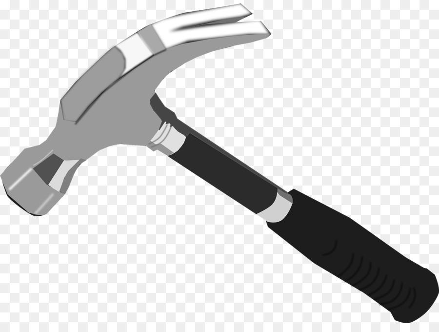 Clipart hammer building tool. Cartoon construction