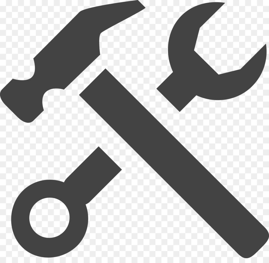 Clipart hammer building tool. Cartoon illustration font