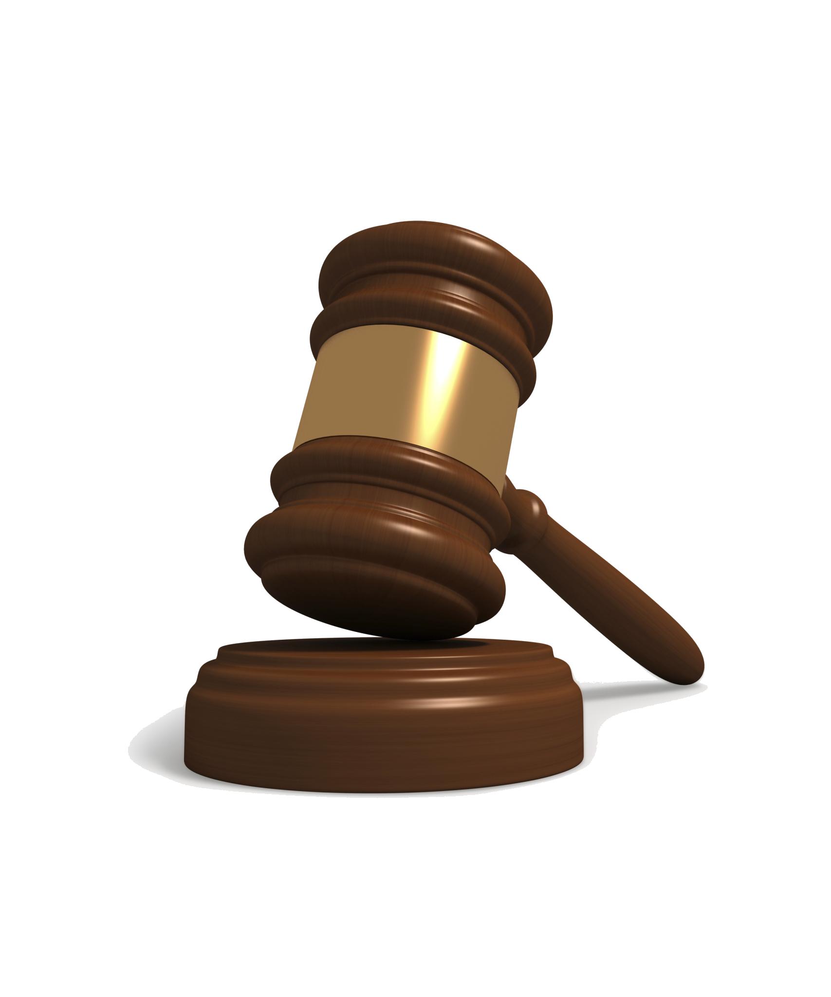 Court clipart transparent background. Gavel hammer png images