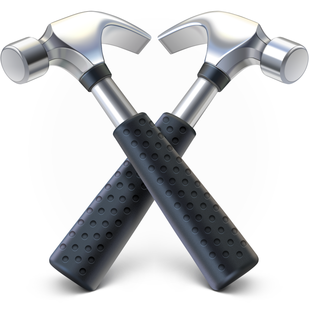 clipart hammer clear background