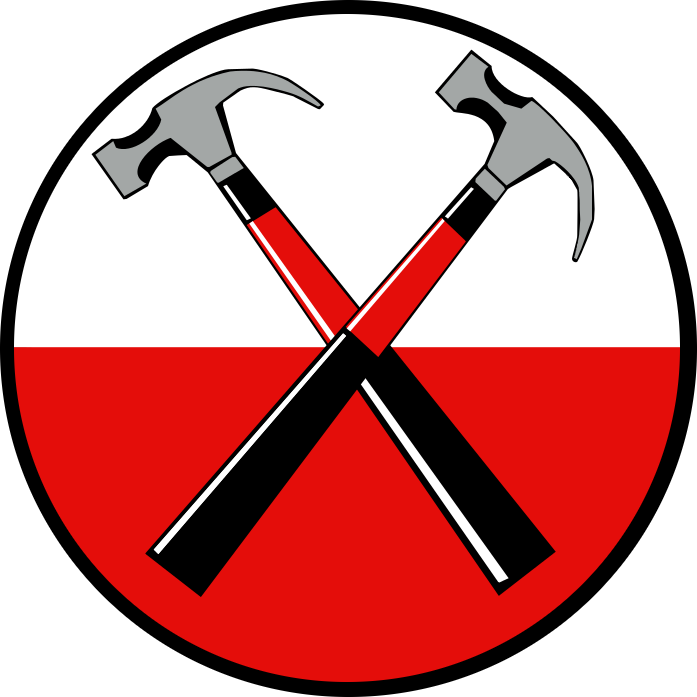 Clipart hammer crossed. The hammers by changsta