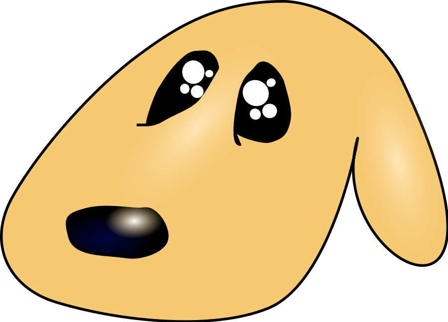 Clipart hammer cute. Free sad puppy download