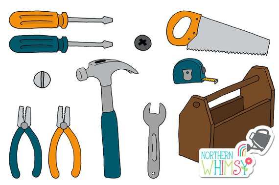Father s clip art. Clipart hammer father's day