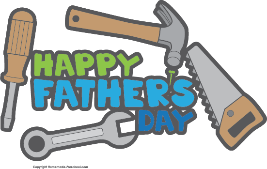 Free fathers images . Clipart hammer father's day