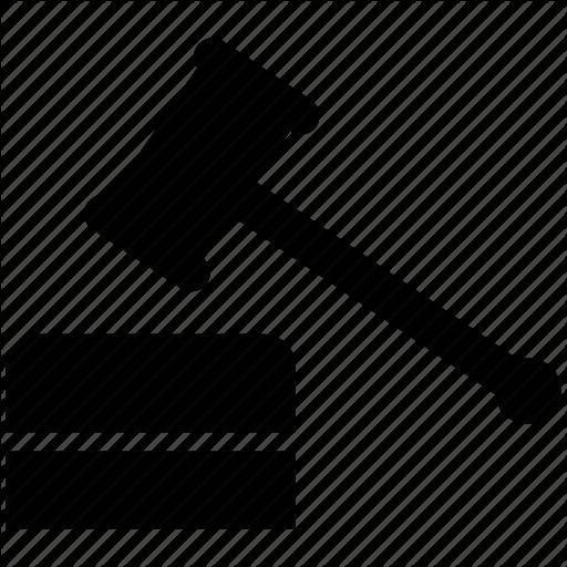 Cartoon judge technology . Clipart hammer gavel