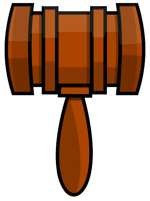 Free to use clipartix. Clipart hammer gavel
