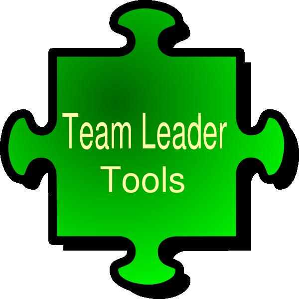 Team tools clip art. Leader clipart puzzle