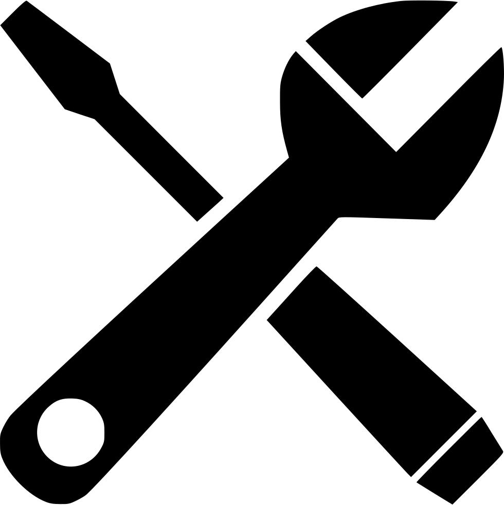 Adjustable wrench svg png. Clipart hammer hammer screwdriver