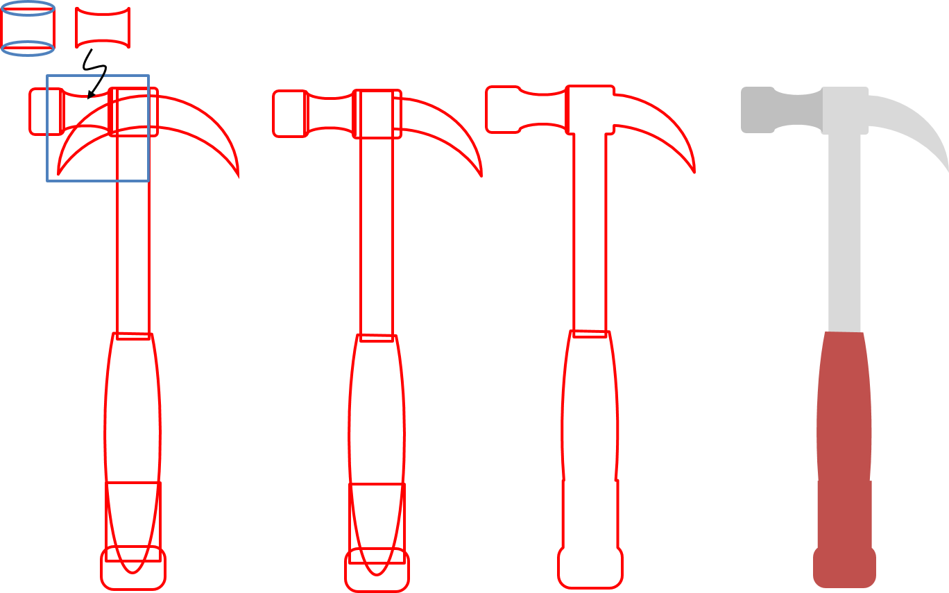 Powerpointy the spoolshaped part. Clipart hammer hammer screwdriver