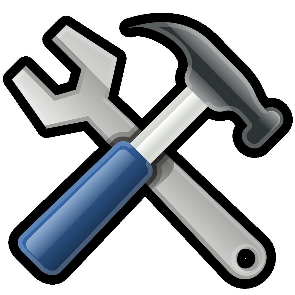 Onlinelabels clip art tools. Hammer clipart rock hammer