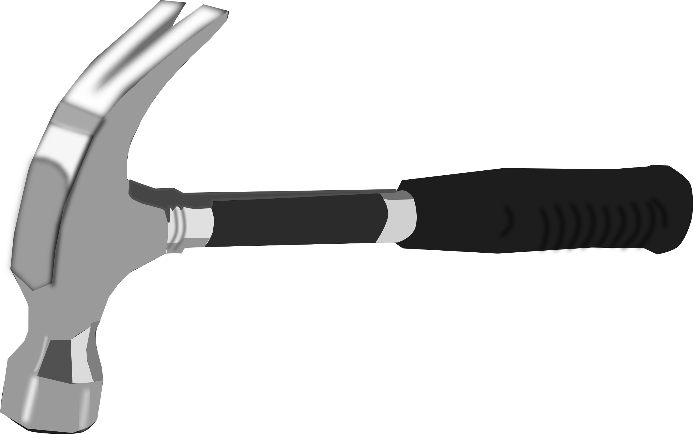Clipart hammer hand. Big image png