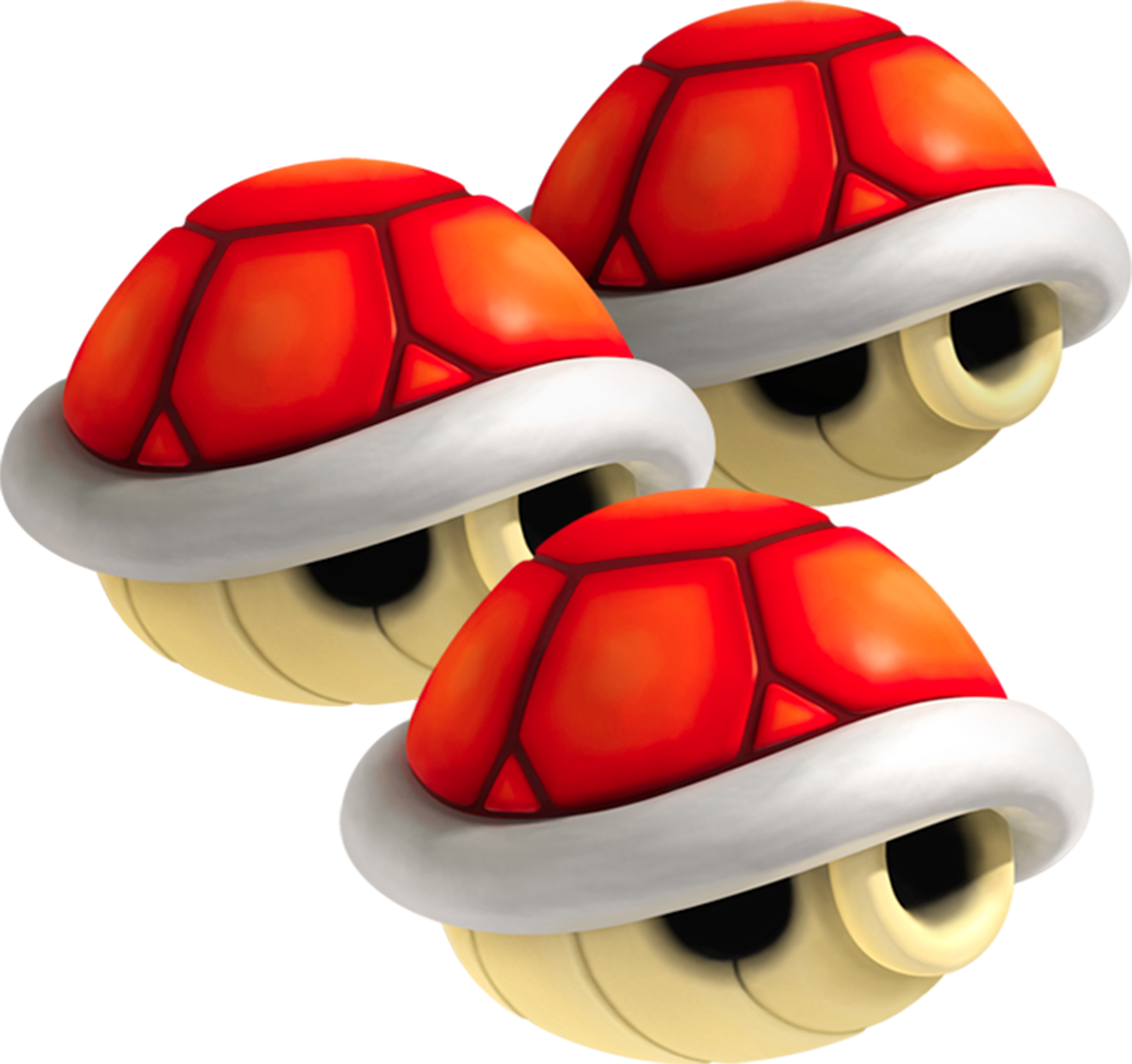 Triple fanon nintendo wiki. Shell clipart red clipart