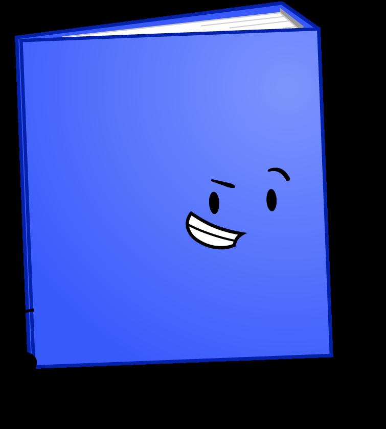Journal clipart binder. Object havoc wiki fandom