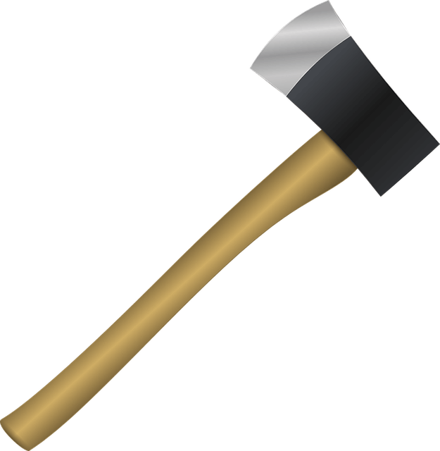 The best bushcraft axes. Clipart hammer hardness