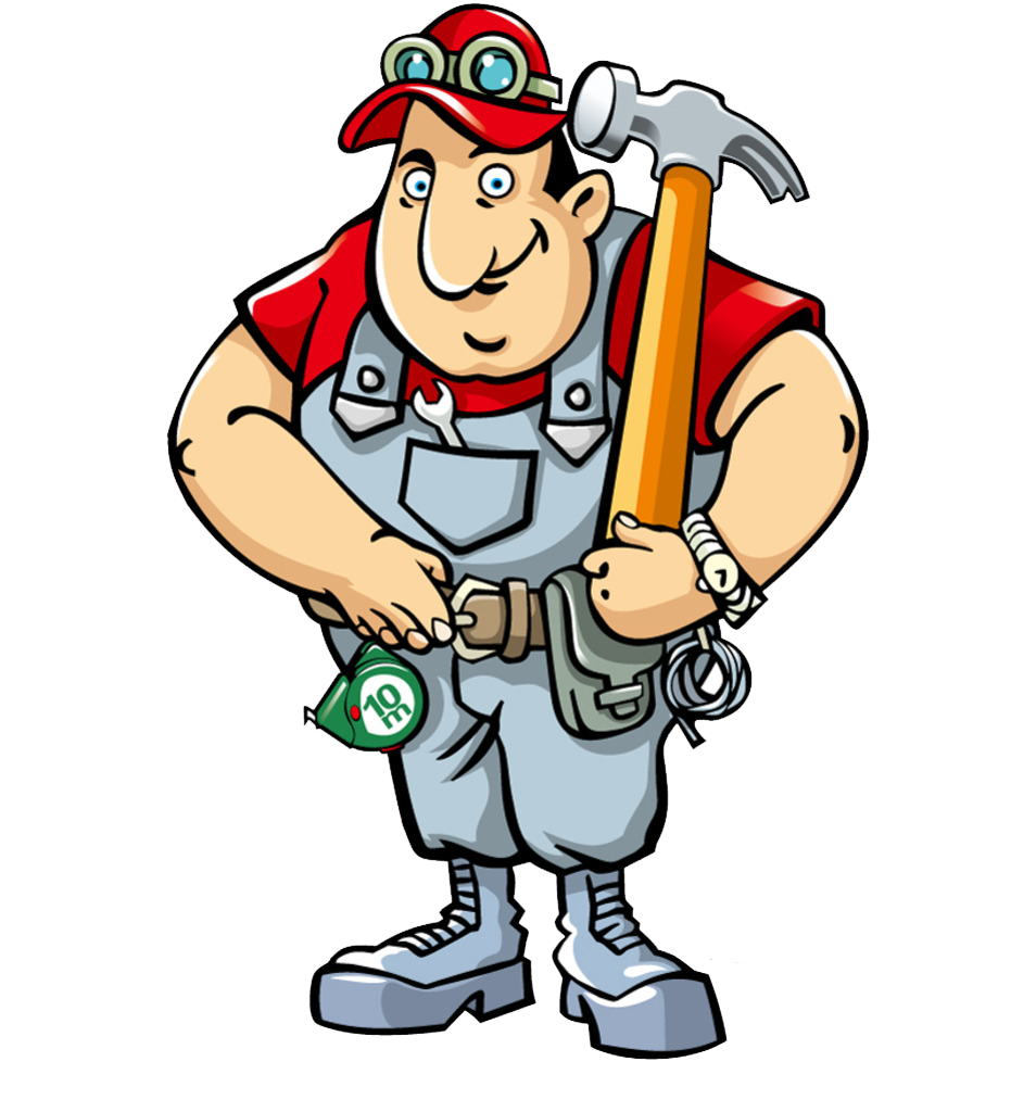 Clipart hammer illustration. Maintenance cartoon clip art