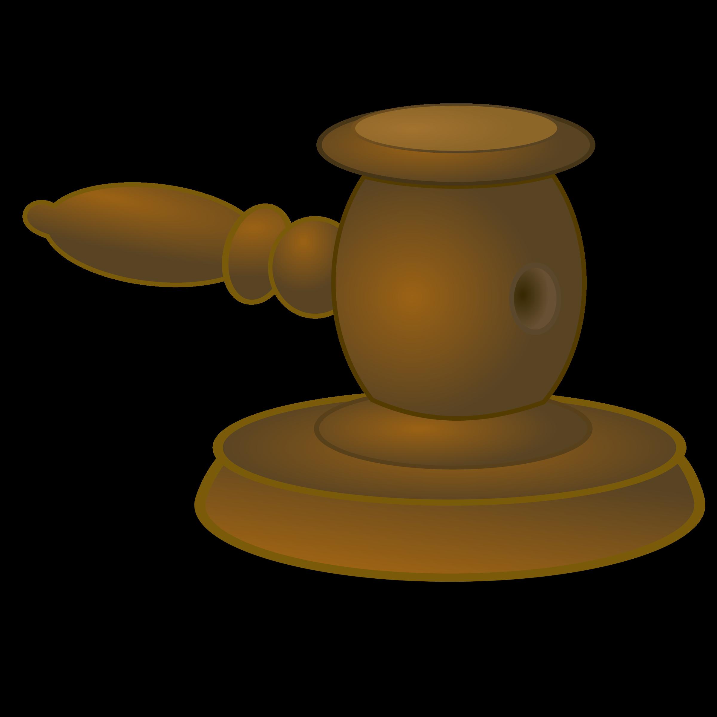 Judge big image png. Clipart hammer judges