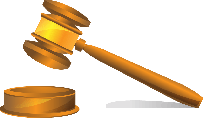 collection of law. Clipart hammer lawyer