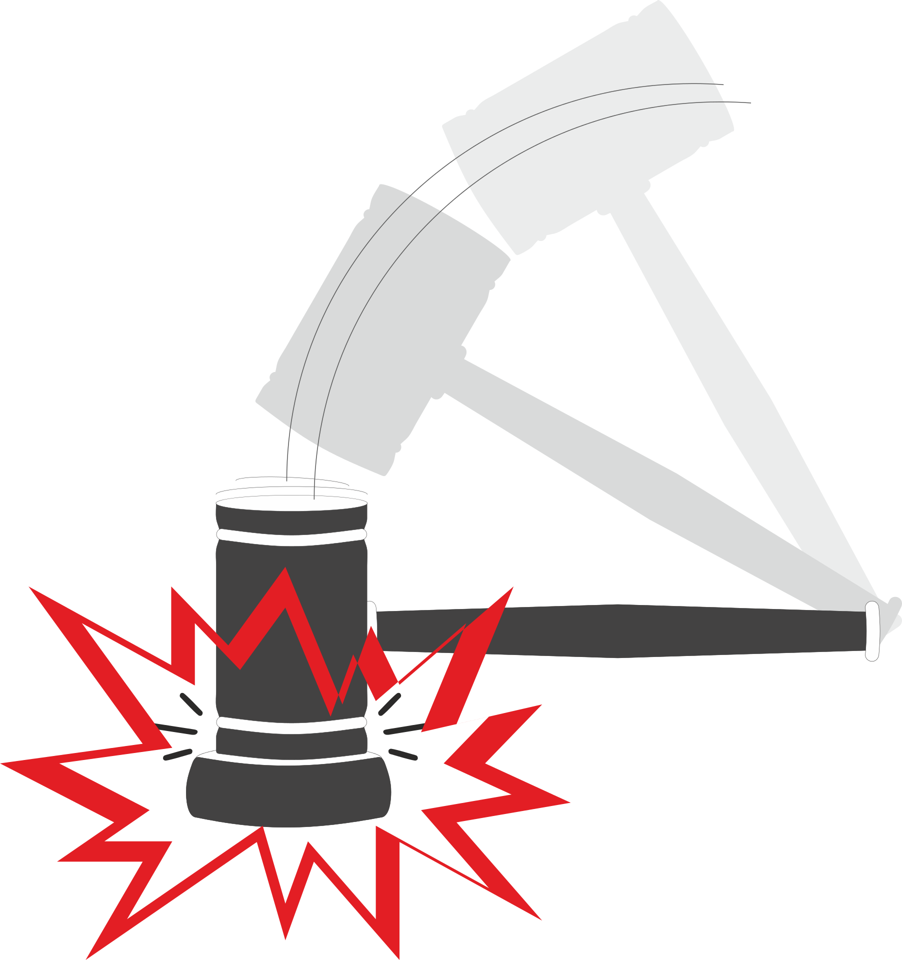 Clipart hammer lawyer. What is the biggest