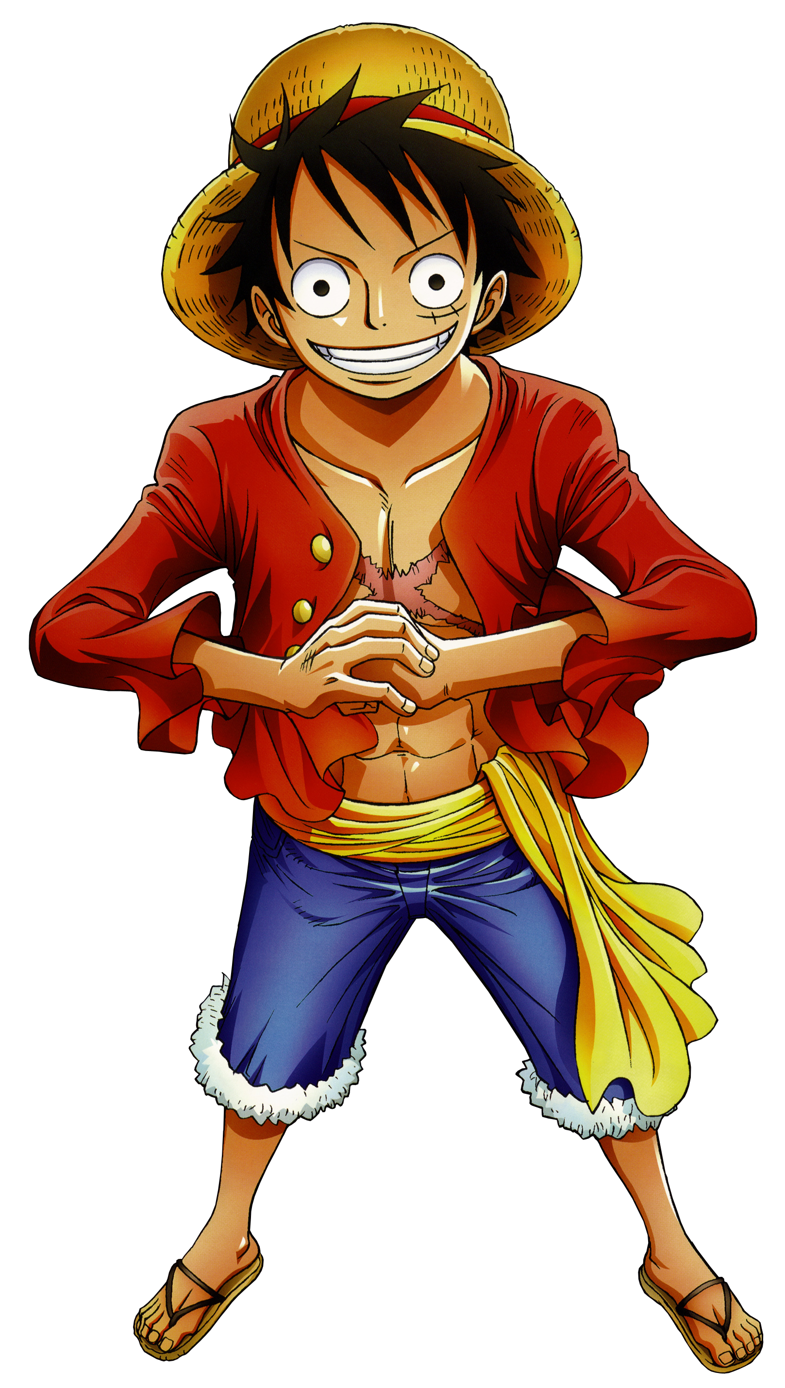 Monkey d luffy fictional. Conflict clipart protagonist