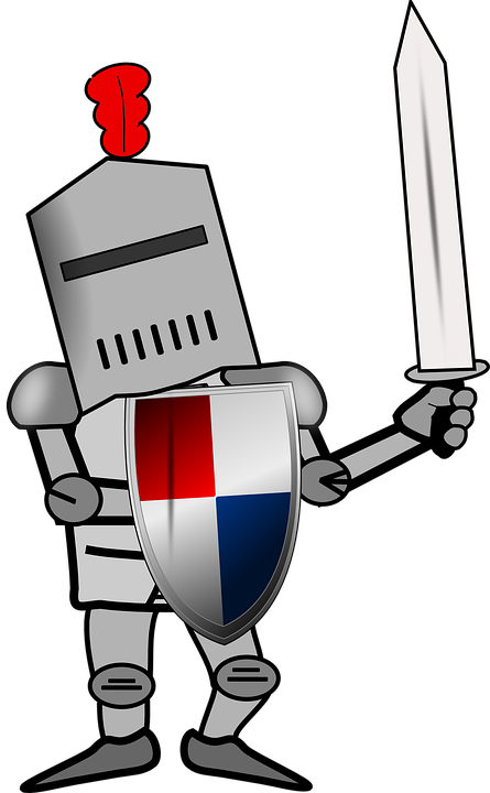 Knights clipart suit armour. Medieval armor the middle