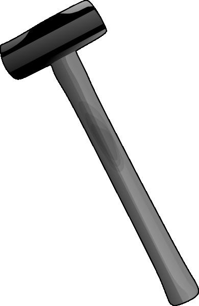 Clipart hammer metal. Clip art at clker