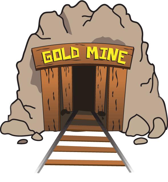 Clipart hammer mining. Gold som info