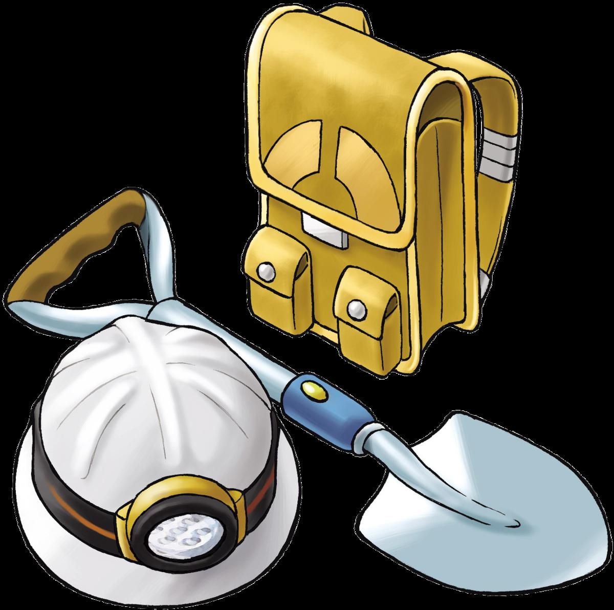 Clipart hammer mining. Explorer kit bulbapedia the