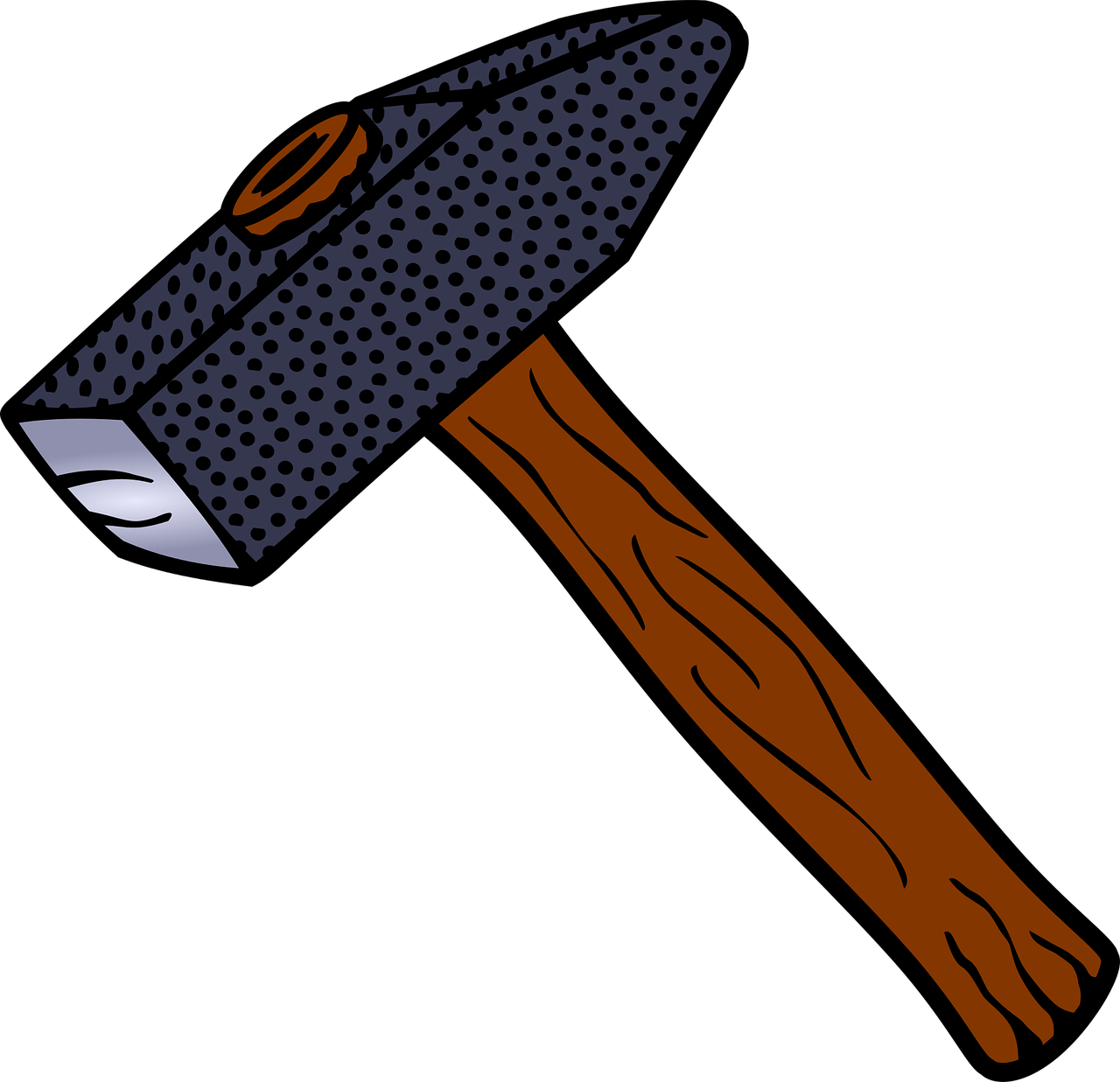 Clipart hammer old hammer. A gentle introduction to