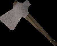 Hammer clipart rock hammer. Hammerjpg with man armed