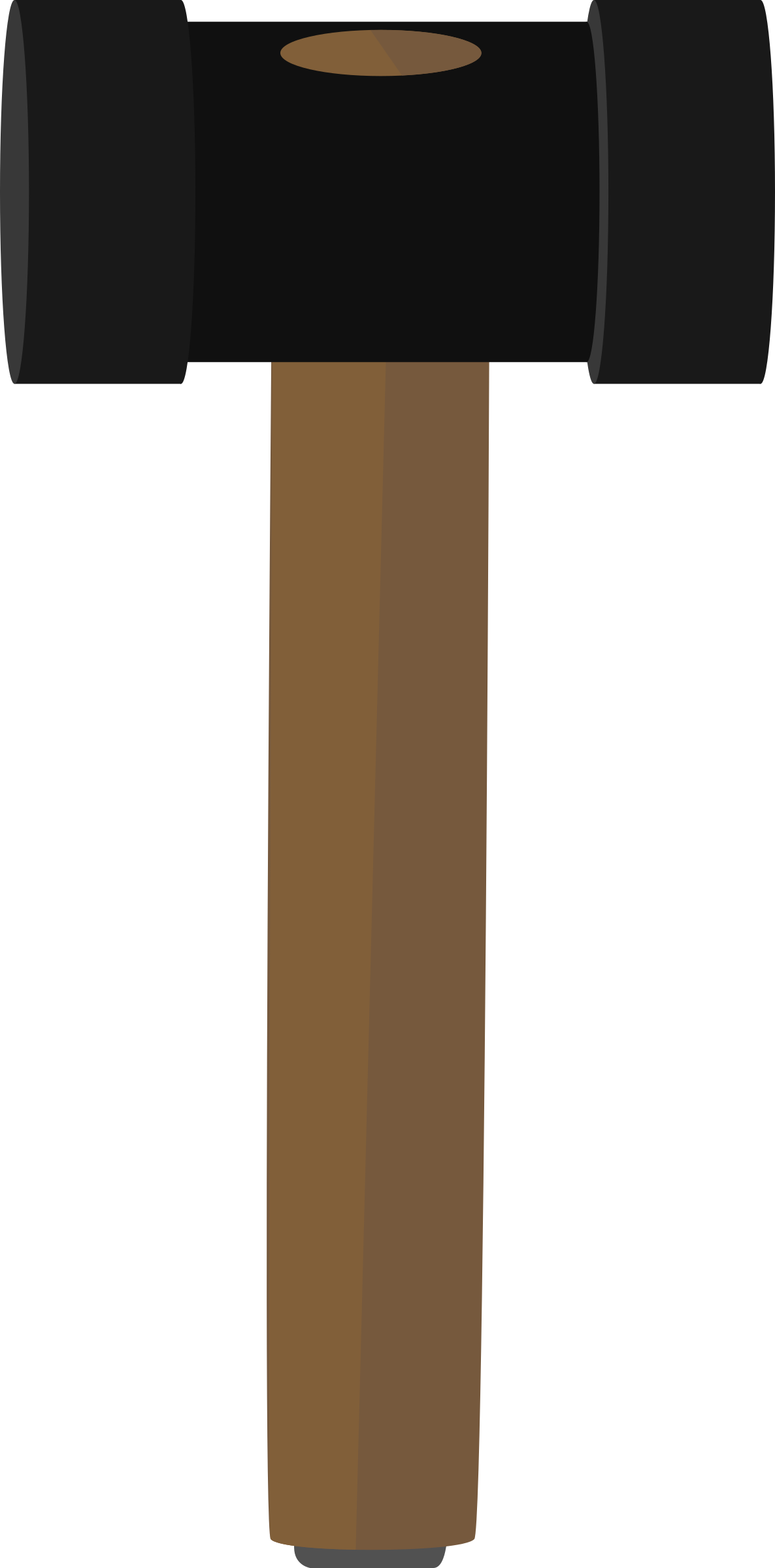 clipart hammer simple