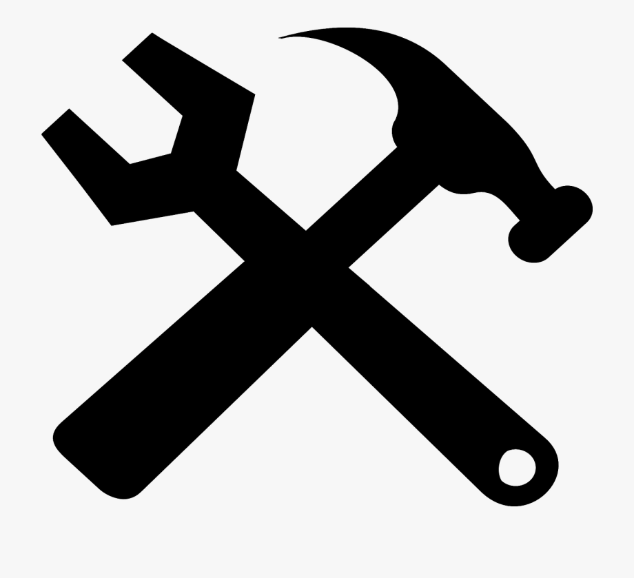 Wrench screwdriver by angelica. Clipart hammer spanner