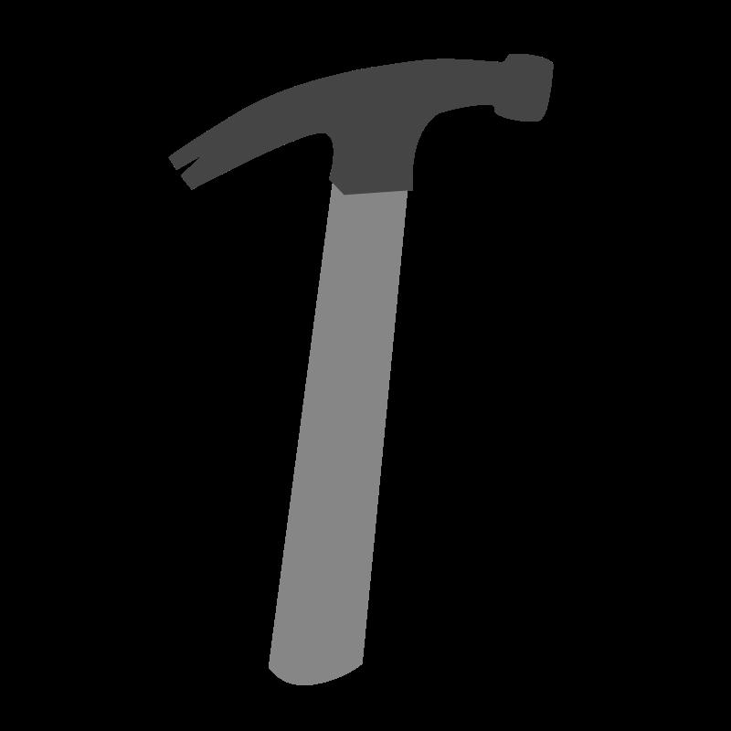 clipart hammer tolls