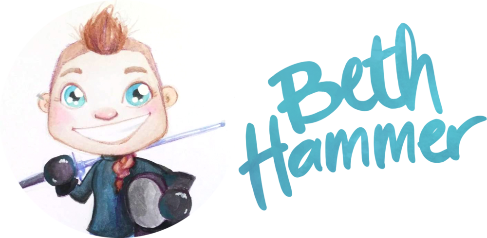 The art of beth. Clipart hammer toy hammer