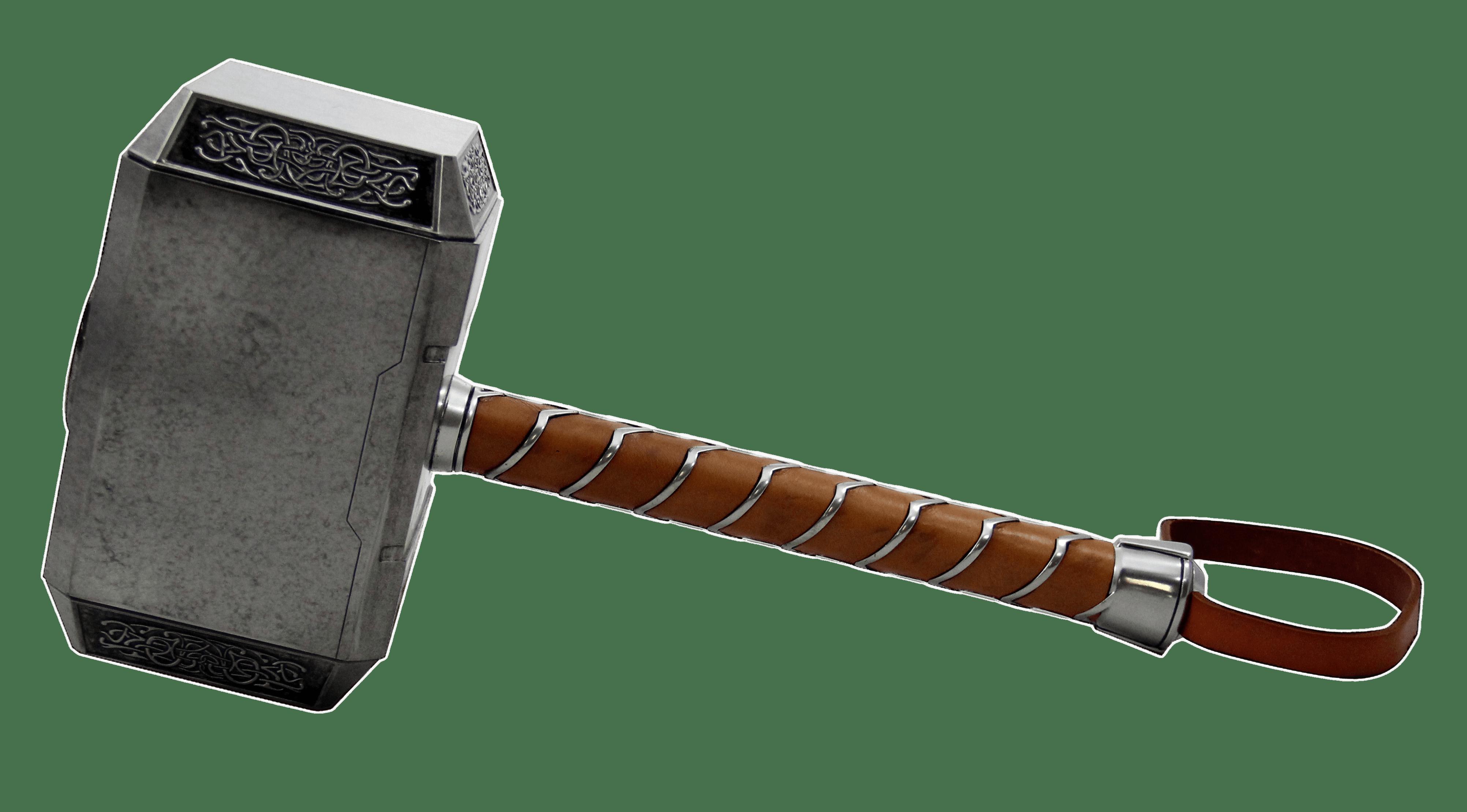 Hammer clipart thor. Transparent png stickpng