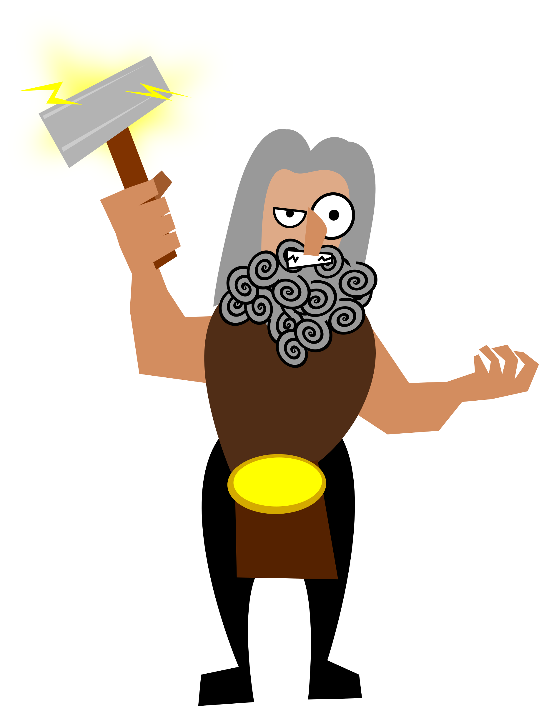 Big image png. Hammer clipart thor