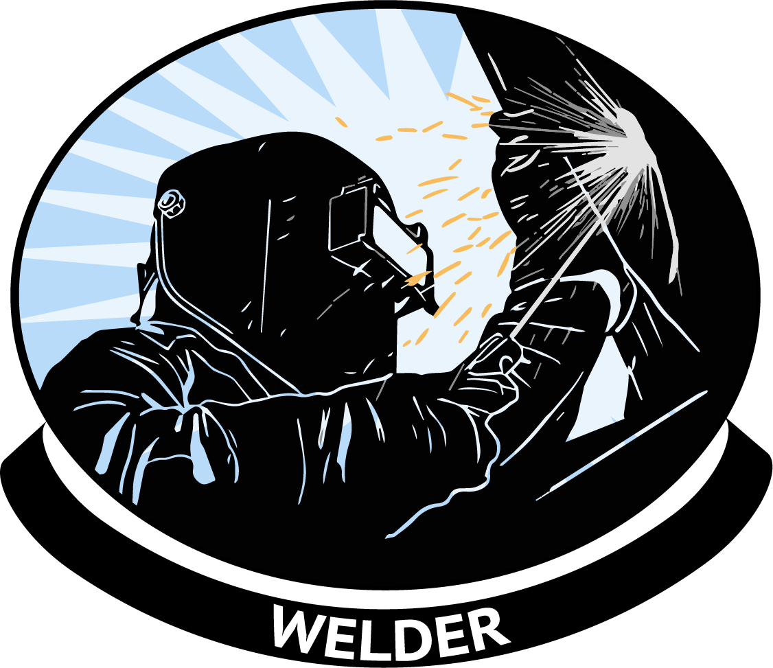 collection of welder. Clipart hammer welding