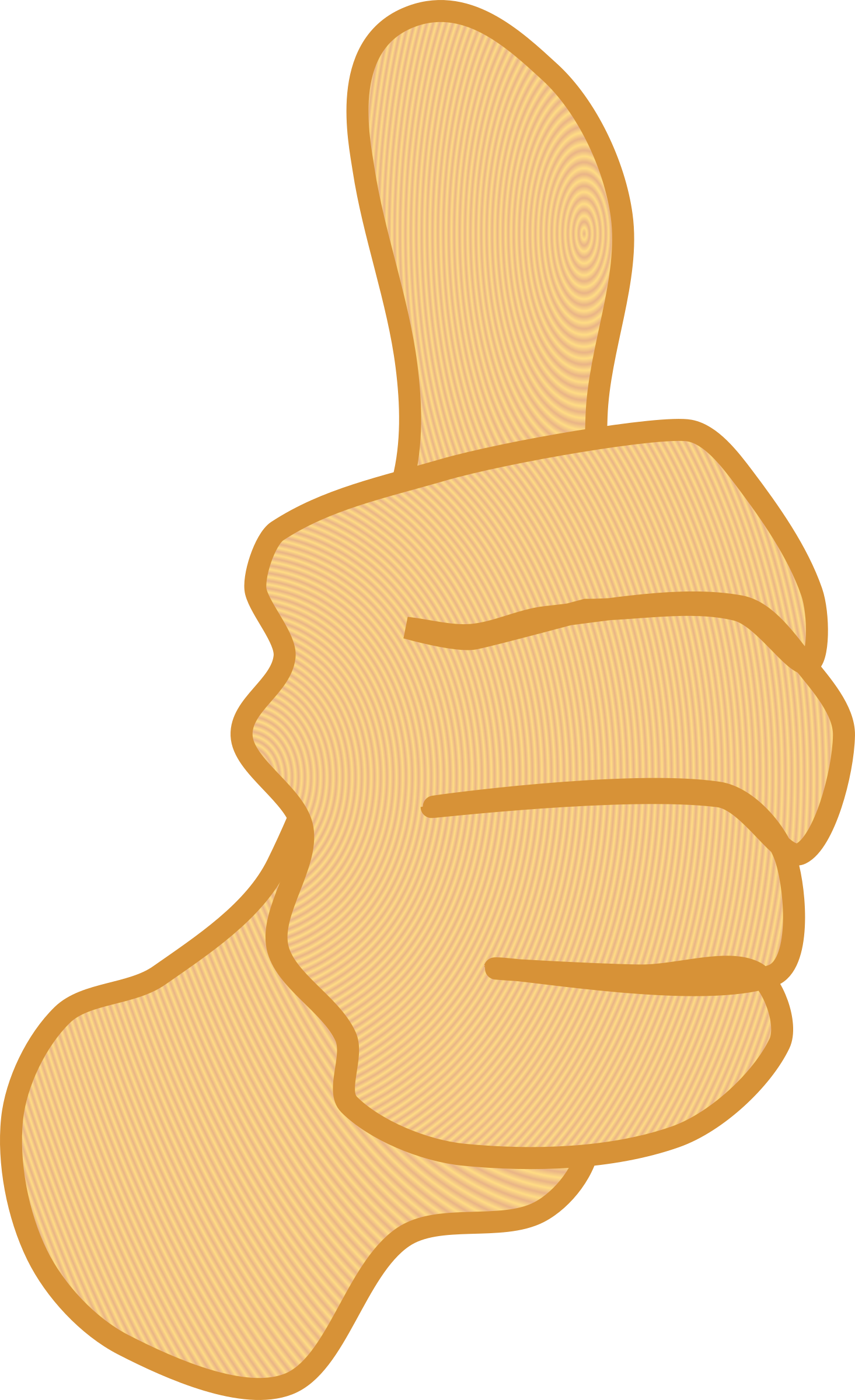 Thumbs up nathan eady. Thumb clipart certainly