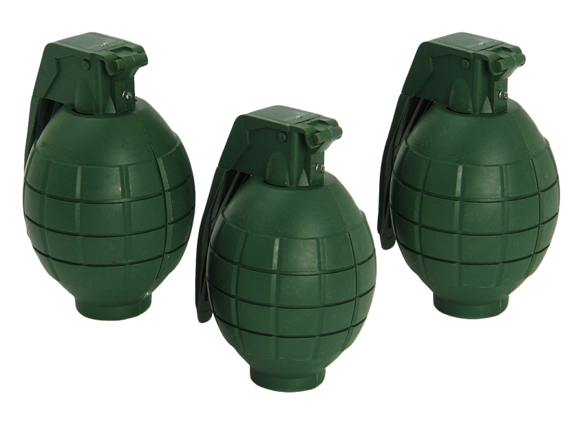 Hands clipart bomb. Hand grenade png free