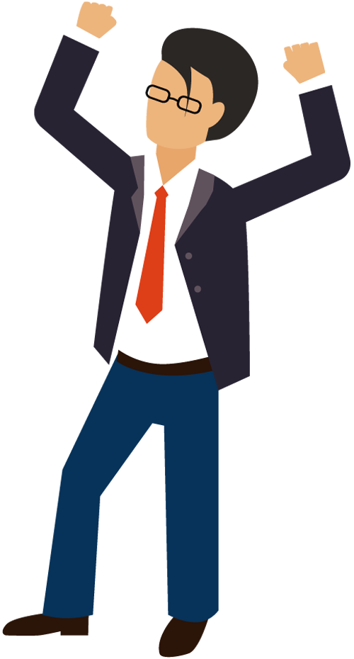 Clipart hands animation. Business men cliparts free